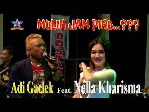 Nella Kharisma Feat. Adi Gaclex - Mulih Jam Piro [OFFICIAL]