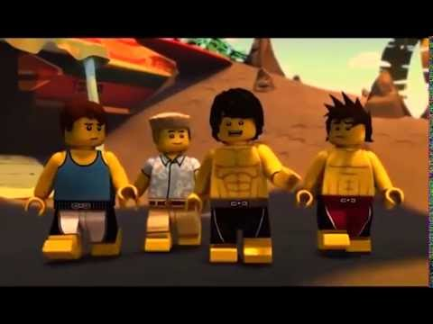 Ninjago Quot Cole By The Ocean Quot Youtube