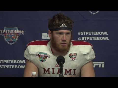 Miami Football Post Game Press Conference vs Mississippi State - St. Petersburg Bowl - 12/26/2016