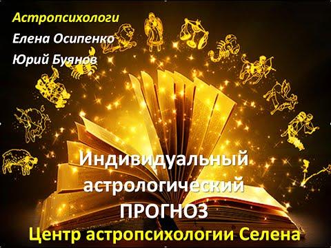 Астрологический прогноз индивидуальный бесплатно