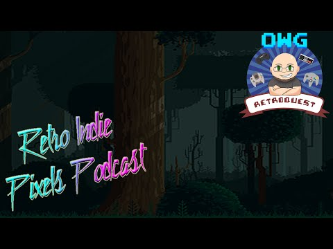 Retro Indie Pixels Podcast - Episode 056: Arcade 1UP Does it Again from Old World Gamer