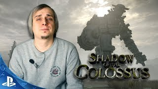 Опять старье?! / Shadow of the Colossus PS4 2018
