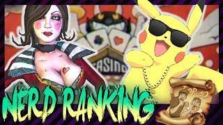 Top 10: Die geilsten Casinos / Spielhallen in Games! [#NerdRanking]