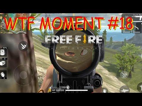 WTF MOMENT (18) FREE FIRE BATTLEGROUND