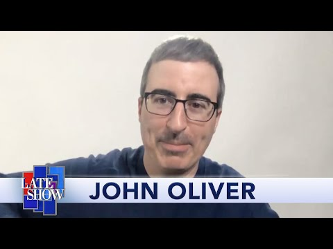 John Oliver On Trump's Handling Of The Pandemic Response