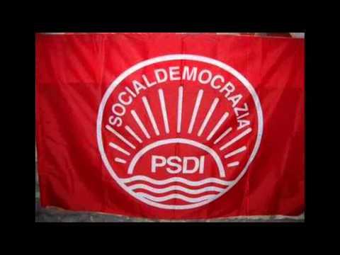 l'inno del socialismo e della socialdemocrazia con immagini