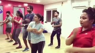 Lala kada santhi dance fitness