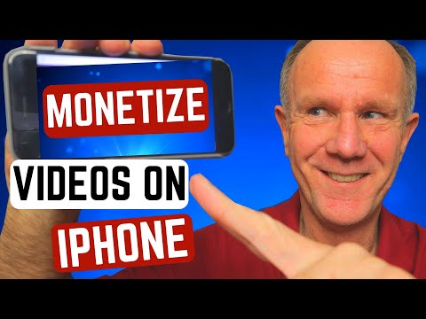 How To Monetize Youtube Videos On IPhone 2019