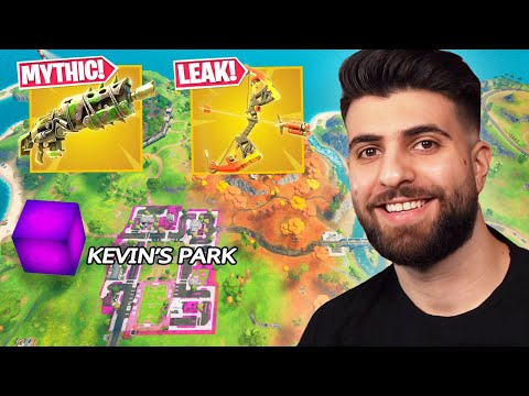 The LEAKED Updates Coming to Fortnite Season 6... - SypherPK