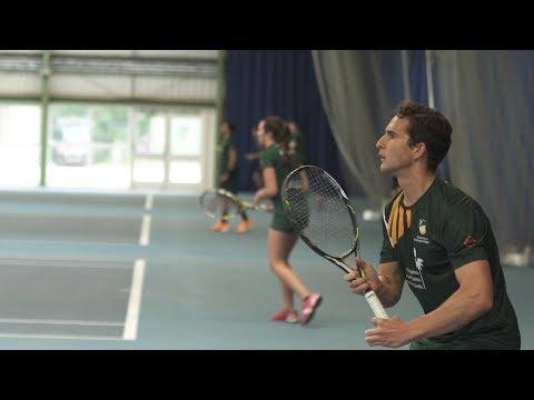 Tennis at the University of Nottingham