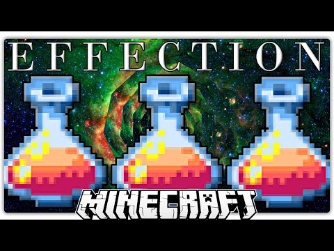 Minecraft | Magic Potion Parkour! | EFFECTION