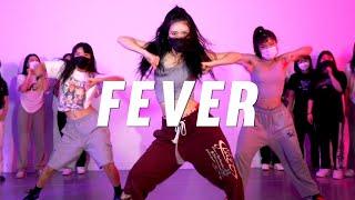 """박진영 (J.Y. Park) """"FEVER (Feat. 수퍼비, BIBI)"""" / ROSERIN Choreography."""