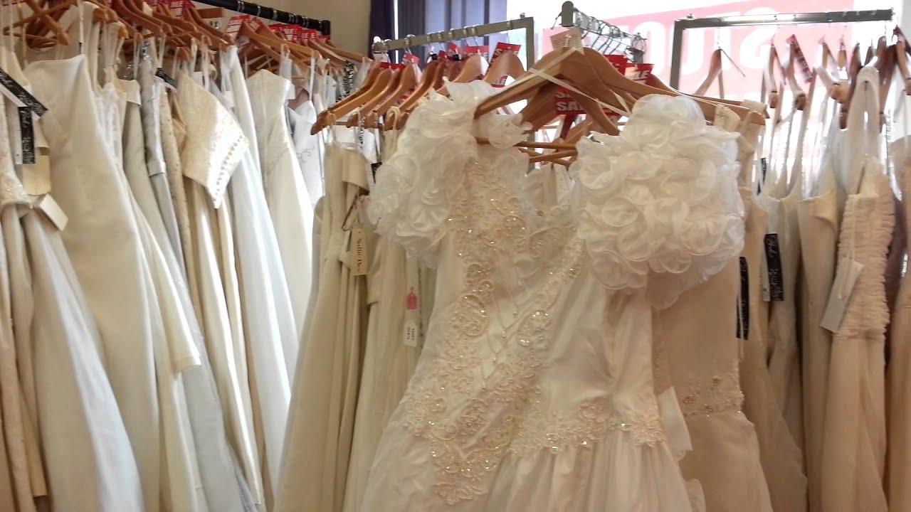 Barnardo\'s bridal gown bonanza as showroom to close at Shropshire ...