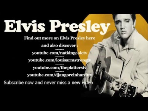 Elvis Presely  - Blue Suede Shoes -  1 Hour -  With Lyrics