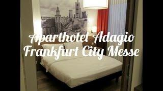 Gambar cover Aparthotel Adagio Frankfurt City Messe | Hotel em Frankfurt