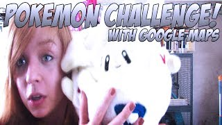 Google Maps Pokemon Challenge! Free HD Video