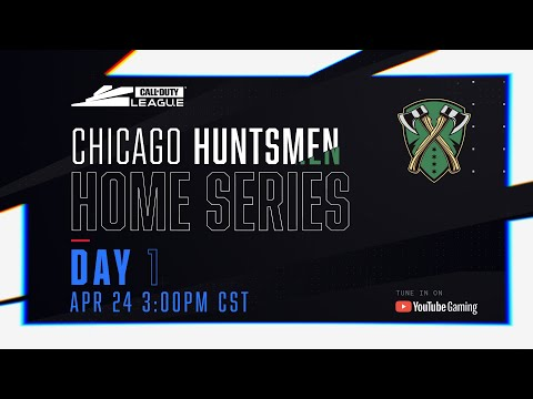 Call Of Duty League 2020 Season | Chicago Huntsmen Home Series | Day 1
