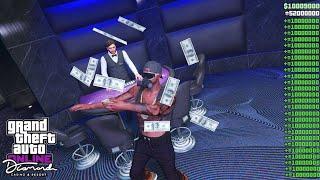 How To Make Millions In GTA 5 Online Casino DLC! (The Diamond Casino & Resort)