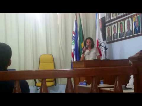 vídeo APAE de Poté Minas Gerais, inicia eventos da Semana da Pessoa com Deficiência na Câmara Municipal.