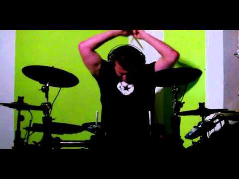 Jules Rockin  The Devil Wears Prada  Louder Than Thunder drum