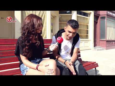 Mellina ft. Vescan - Poza de Album Making Of @Utv 2014