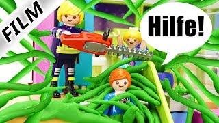 Playmobil Film deutsch | Gefährliche Schlingpflanze wuchert in der Luxusvilla | Kinderserie Vogel