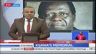 Kijana Wamalwa remembered in Kitale