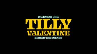 Tilly Valentine - Behind The Scenes / Calendar Girl (live session)