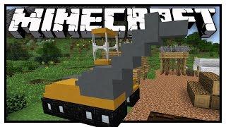 Minecraft: POWER TOOLS (Minecraft Mod Showcase)