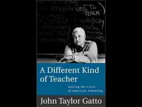 John Taylor Gatto: Schooling is not Education - Part 4