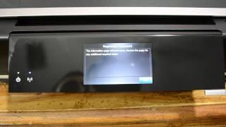 HP Envy Printer 114 Setup & Demo