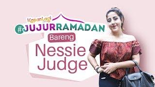 Nessie Judge Diam-Diam Minum Air Wudhu!