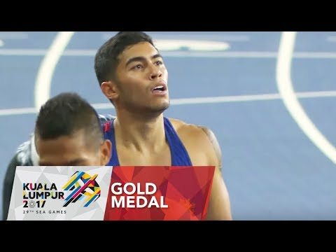 Athletics Men's 400m  Final | 29th SEA Games 2017