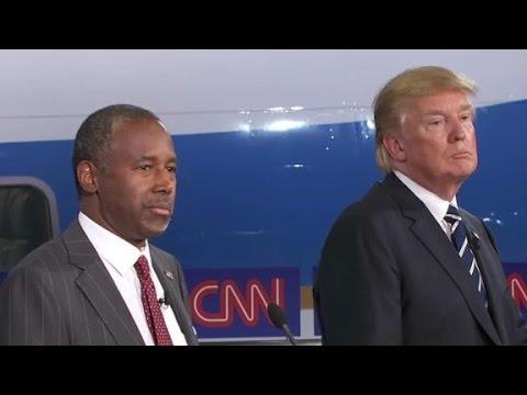 Carson: Trump's 'an okay doctor'