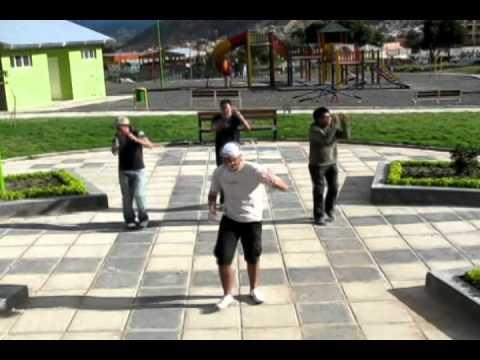 Los Yungays - Que Paso (Raza for Christ)