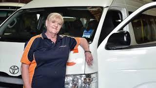 Bankstown Canterbury Community Transport BCCT Joins  John Holden's The Lunch Break Program 2020
