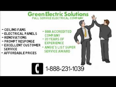 Local BBB Electrician La Mesa, CA | Call (619) 500-1994