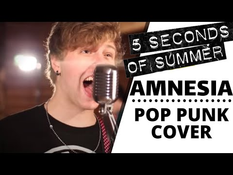 5 Seconds Of Summer - Amnesia (Cover - After Our Juliet)