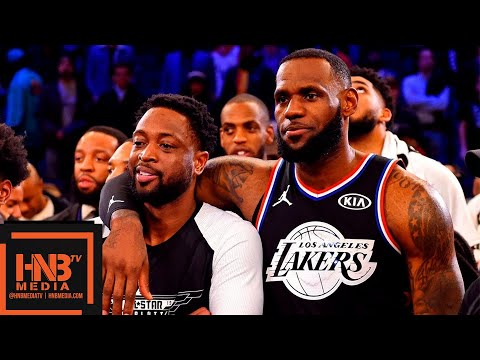 2019 NBA All Star Game - Full Game Highlights | Team LeBron vs Team Giannis