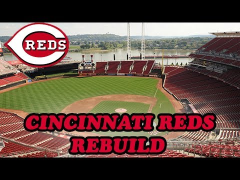 Cincinnati Reds Rebuild Episode 1 - Begin The Imprint