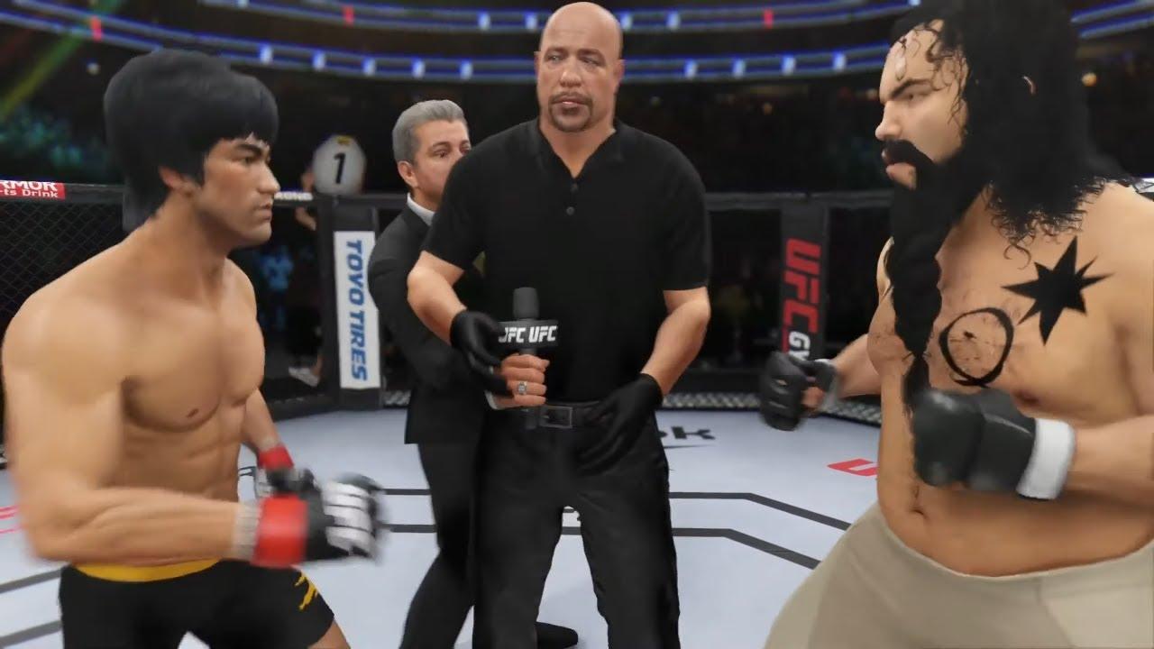 UFC 4 | Bruce Lee vs. Big Boyko (EA Sports UFC 4)