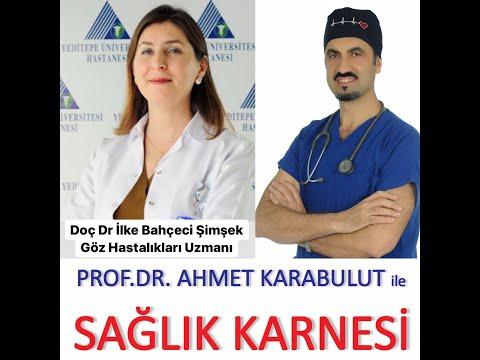 KATARAKT TEDAVİSİ (HASTA KILAVUZU) - DOÇ DR İLKE BAHÇECİ ŞİMŞEK - PROF DR  AHMET KARABULUT