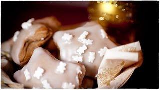 Spiced Honey Cookies - Pierniczki - Christmas Menu Recipe #64