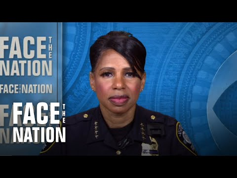 """Seattle Police Chief Carmen Best: """"Policing will never be the same as it was before"""""""
