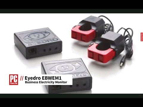 PC Magazine Review: Eyedro Real-Time Business Electricity Monitor