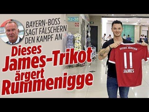 FC Bayern gegen Trikot-Fälscher / Game of Thrones Jon Snow / Putin - Aktuelle Schlagzeilen des Tages