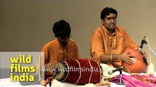 Unique Carnatic vocal by Aadarsh M. Nair in Delhi