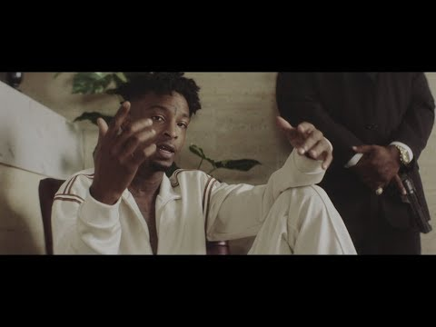 21 Savage - Bank Account (Official Music Video)