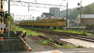 JR西日本115系8両編成(L-15編成+L-08編成)新井口〜西広島