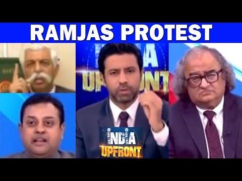 #FanaticFury - March For Tiranga | India Upfront With Rahul Shivshankar